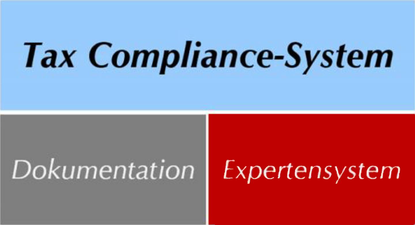 Elemente eines Tax Compliance-Systems